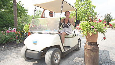 Golf Car Rentals Image
