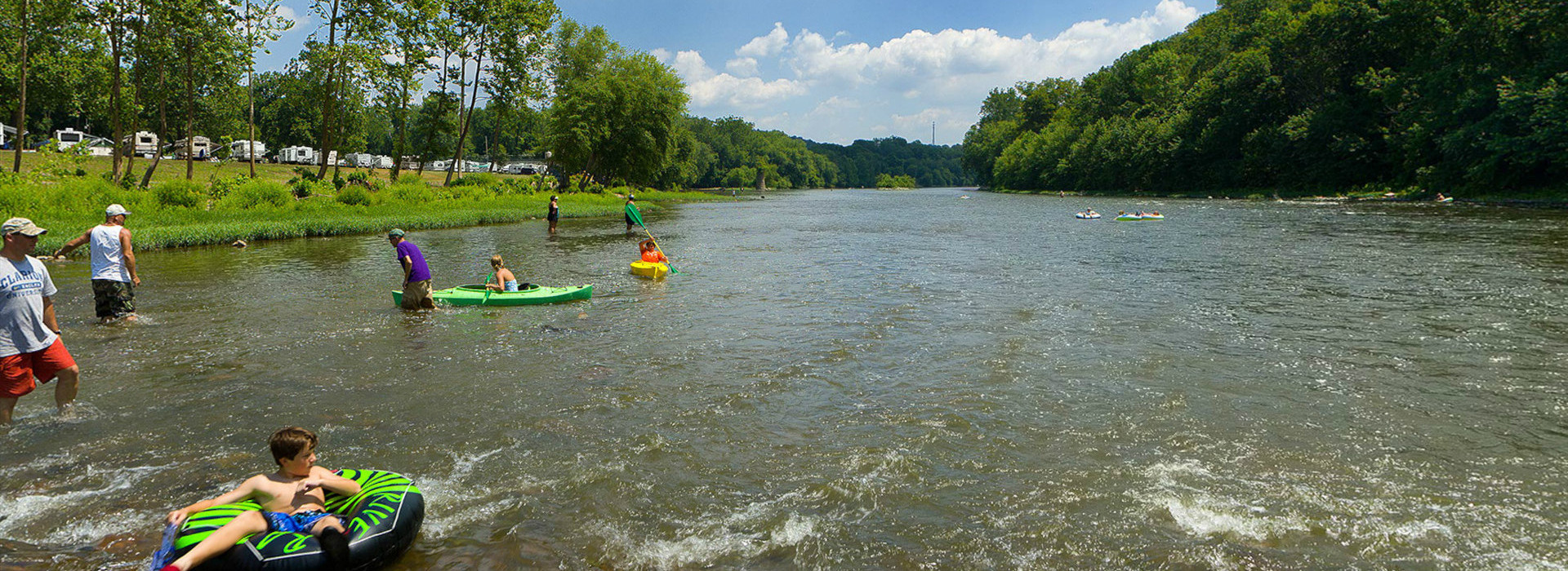 Juniata River Adventures Await!