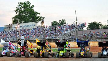 Port Royal Speedway Image