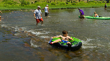 River Fun Image