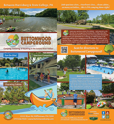 Campground Brochure