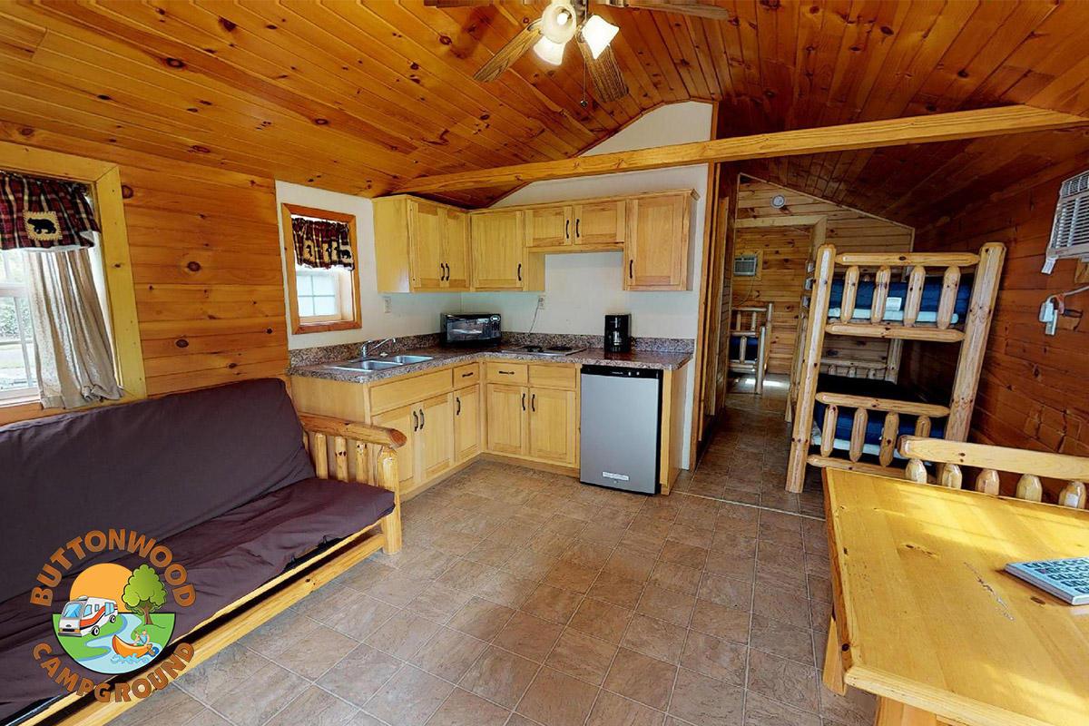 Deluxe Cabin #1