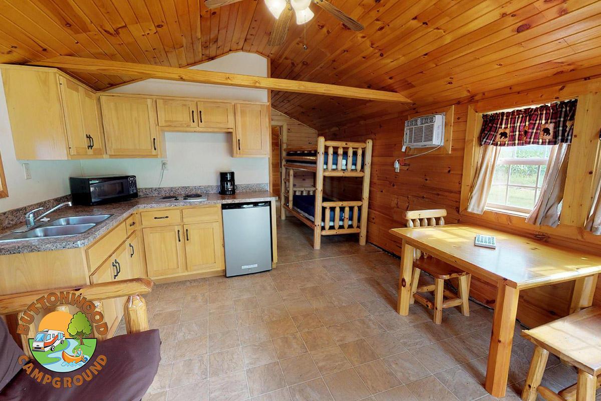 Deluxe Cabin #2