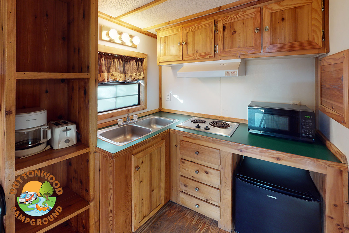Cozy Cabins #4