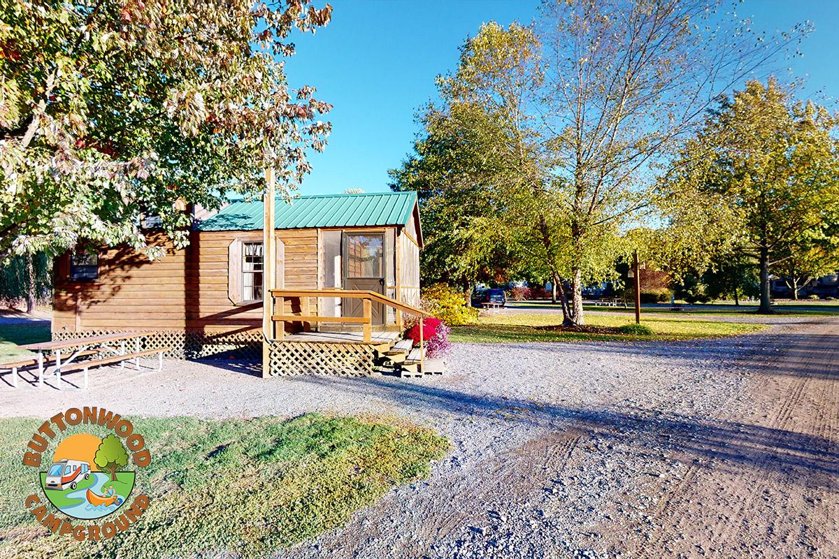 Cozy Cabins #1
